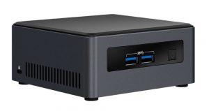 NUC Intel Core i3